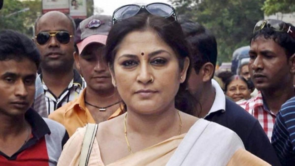 पश्चिम बंगाल की सांसद रूपा गांगुली ने कोरोना वायरस से मुकाबले के लिए एमपी लैड फंड से दिये 8 करोड़ रुपये
