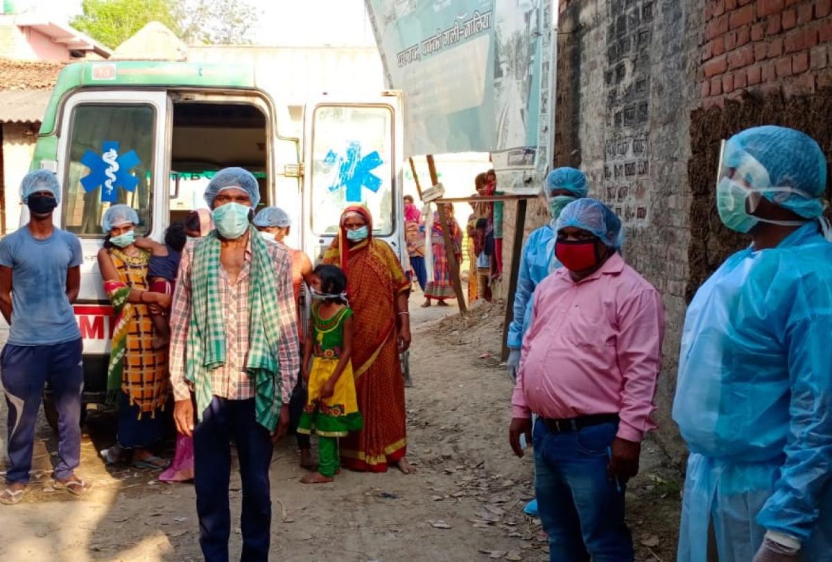 भारत में 15 दिन पहले कोरोना ने पकड़ी रफ्तार 14 दिन में बढ़े 900 से ज्यादा मामले, 27 की मौत