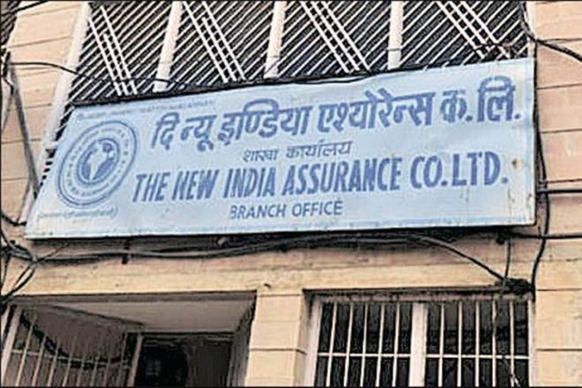 न्यू इंडिया एश्योरेंस 22 लाख स्वास्थ्य कर्मचारियों को 50-50 लाख का बीमा कवर देगी