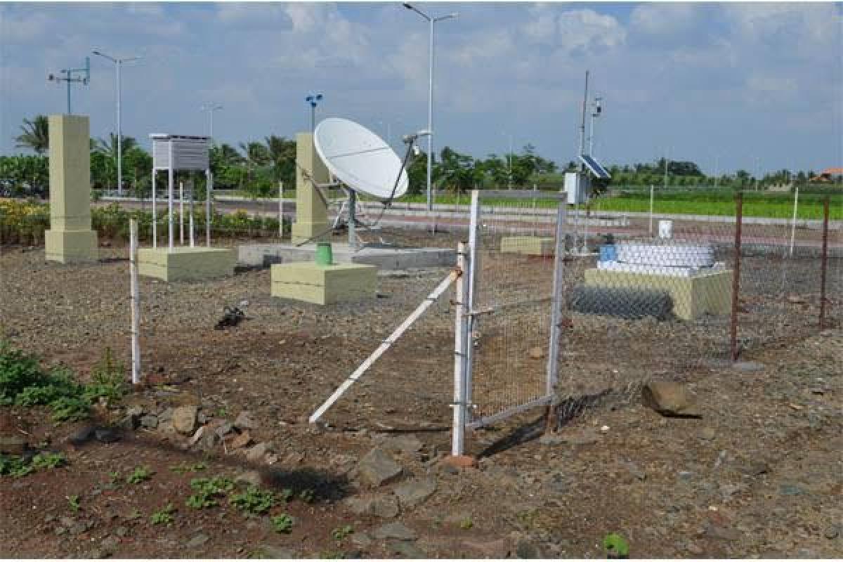 देवघर, गोड्डा सहित झारखंड के 16 जिलों में स्थापित होंगे स्वचालित मौसम स्टेशन
