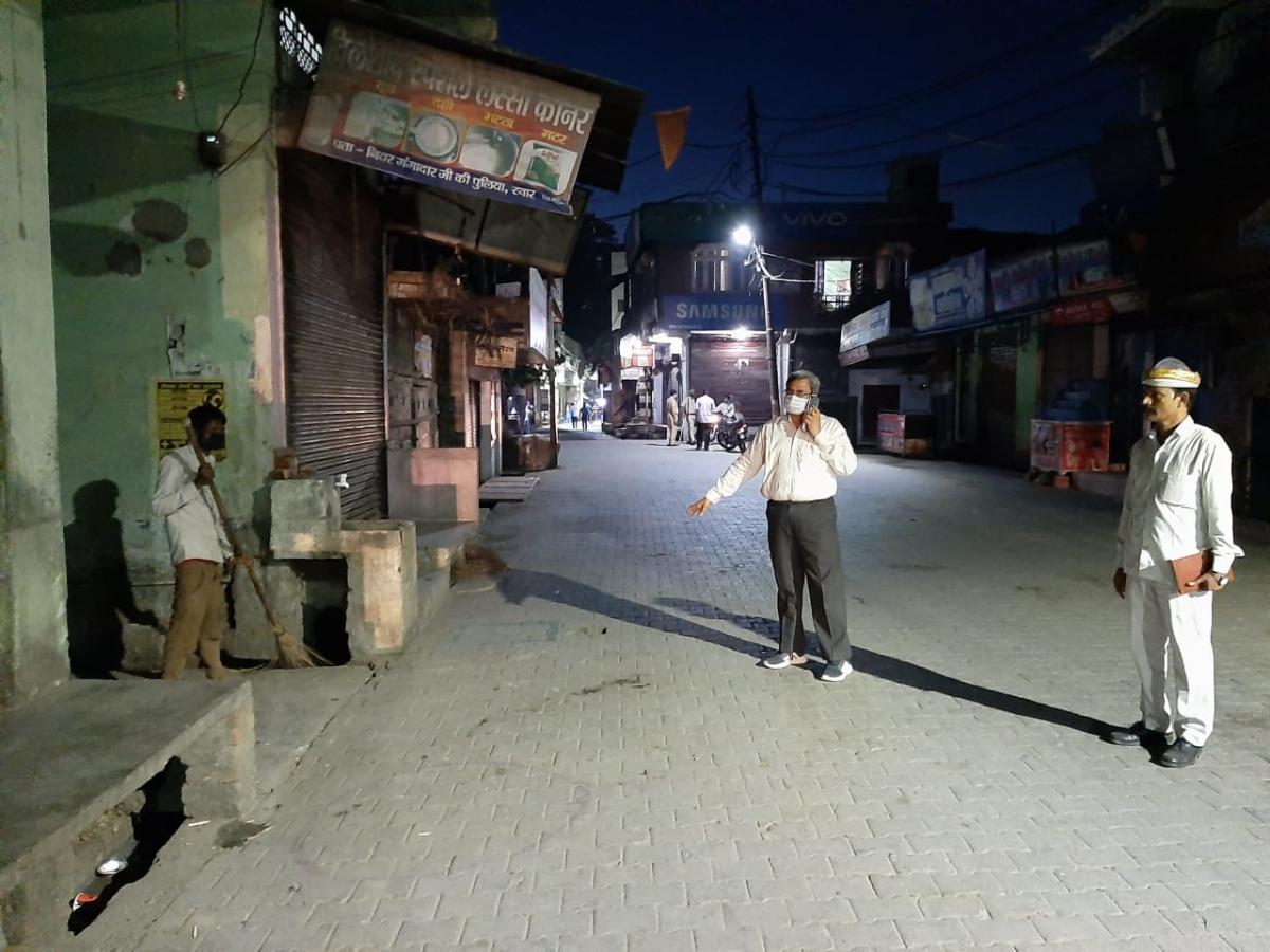 लॉकडाउन : कंट्रोल रूप में फोन कर लोग दे रहे हैं समोसा, पान और पिज्जा का ऑर्डर, पुलिस ने दी अनोखी सजा