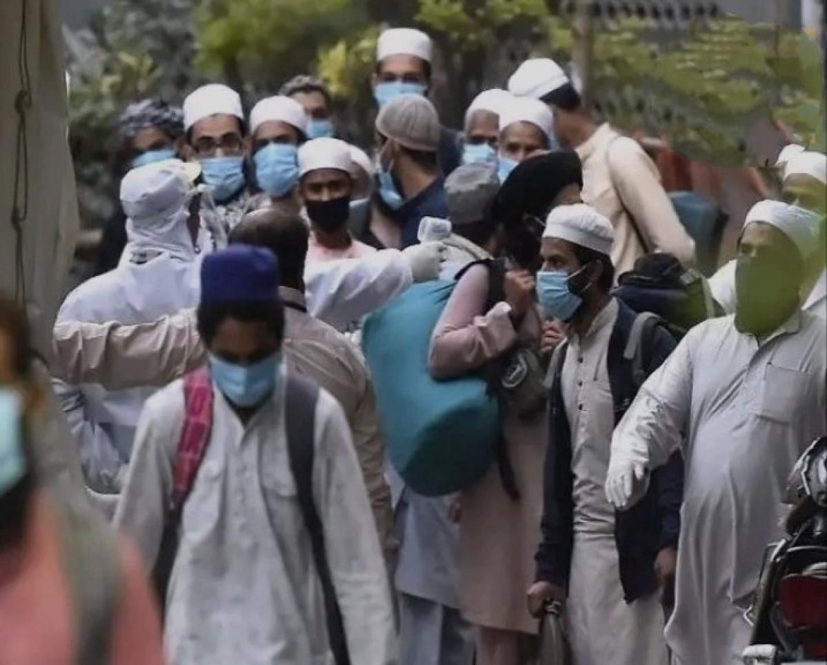 प्रतिबंध के बावजूद निजामुद्दीन में हुआ था धार्मिक आयोजन, शामिल होने वाले 10 लोगों की Coronavirus से गयी जान