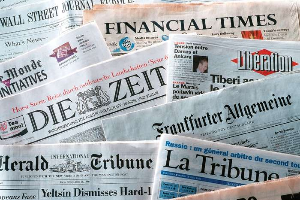 भरोसे का साथी है अखबार