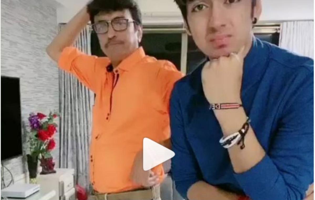 Tarak Mehta Ka Ooltah Chashmah : क्या आपने देखा जेठालाल के 'बाबूजी' का ये धमाकेदार डांस, VIDEO
