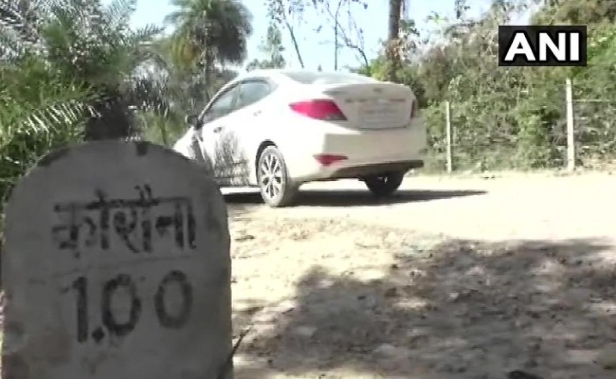 कोरोना वायरस से चर्चा में आया सीतापुर का कोरौना गांव, लोग परेशान