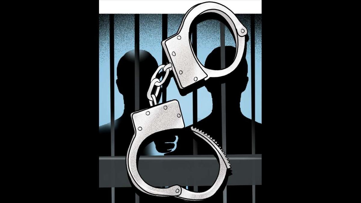 व्यवसायी से लूट की योजना बनाते अपराधी गिरफ्तार