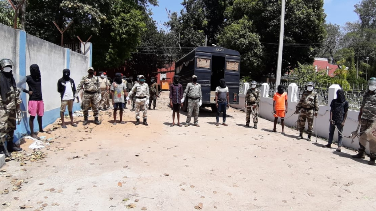 झारखंड : लॉकडाउन के दौरान दुमका में हुए गैंगरेप मामले में सात गिरफ्तार, दो सगे भाई भी आरोपियों में शामिल