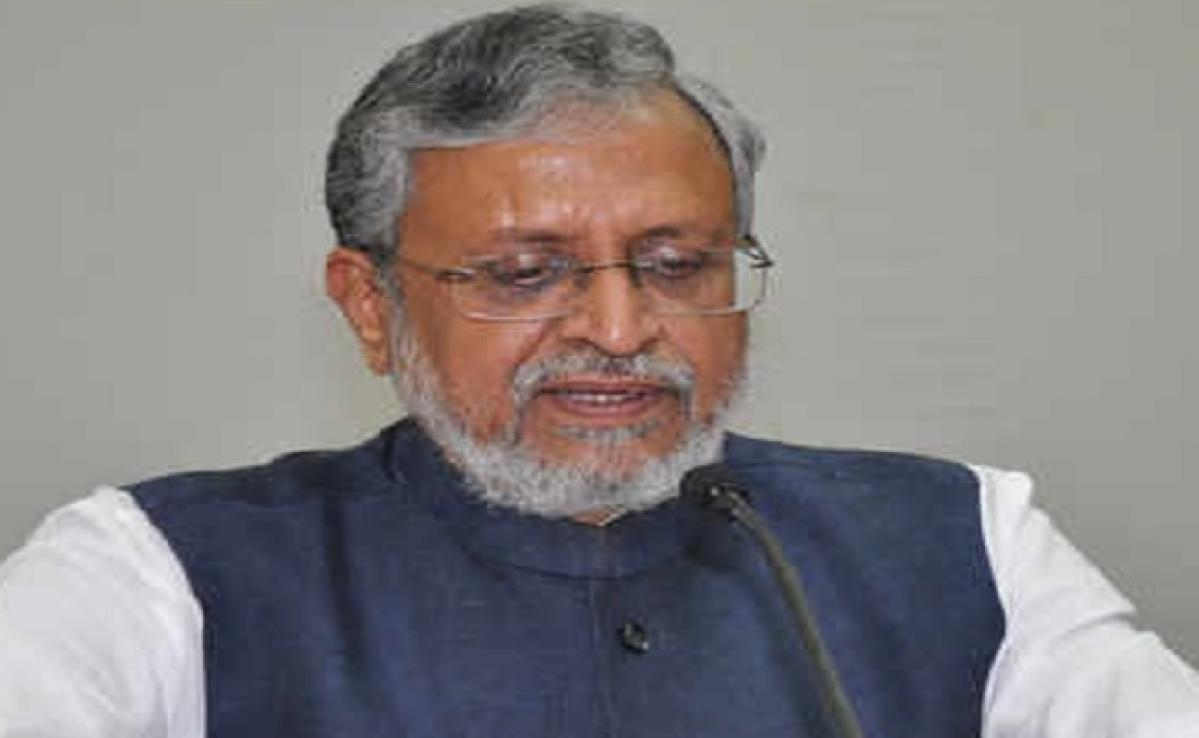 'लाॅकडाउन' के दौरान बिहार में नहीं होगी आटे की किल्लत : सुशील मोदी