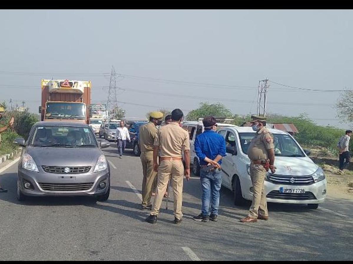 लॉक डाउन का उल्लंघन करना पड़ा भारी, दिल्ली में 5200 लोग पुलिस हिरासत में