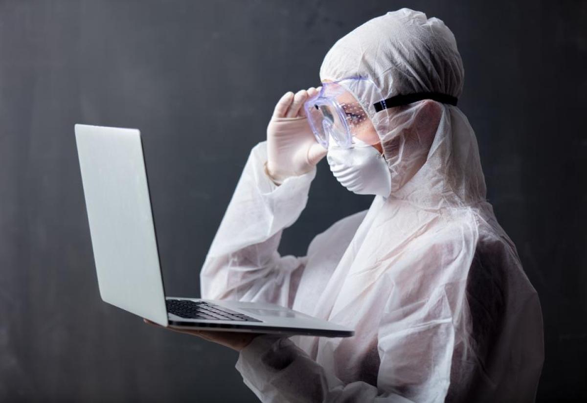 कोरोना से इंटरनेट पर ऑनलाइन ठगी की बाढ़