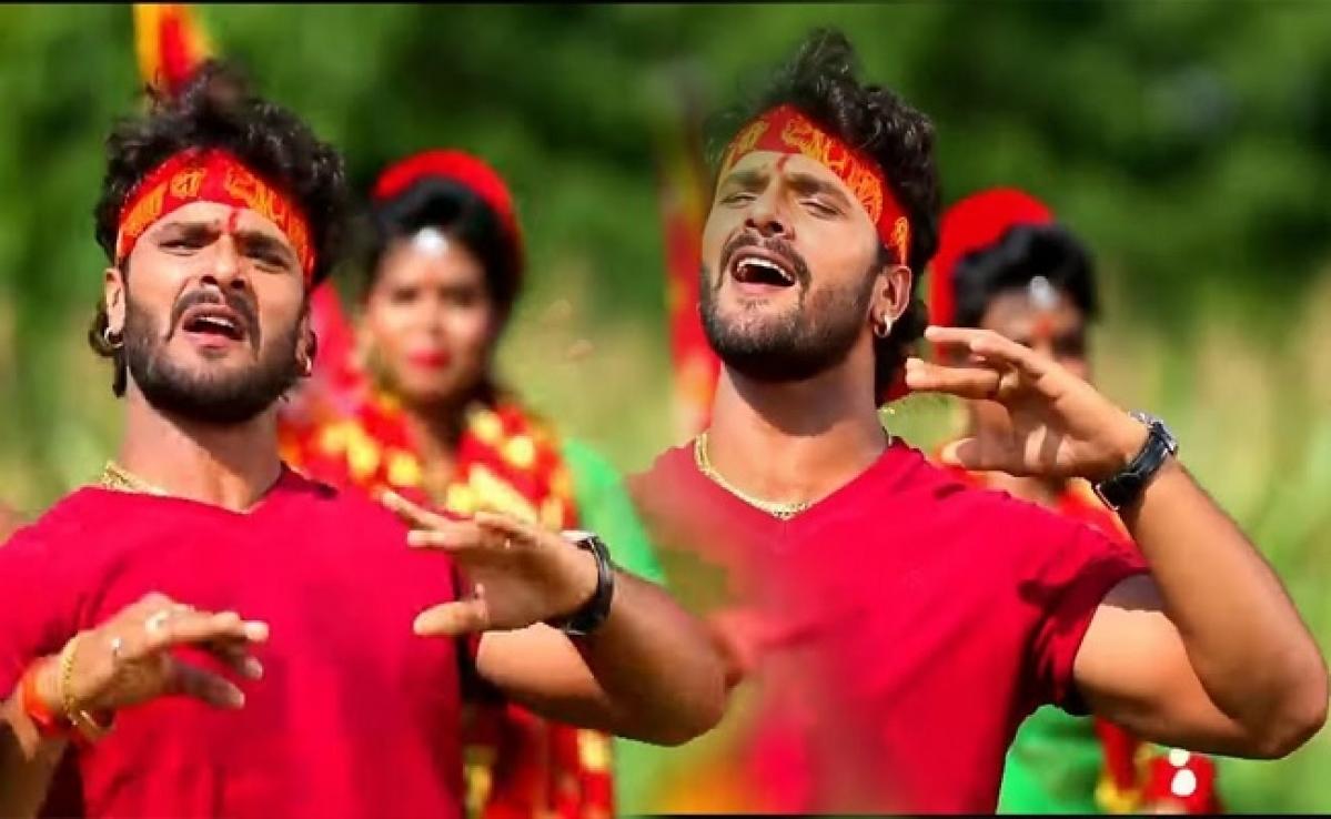 नवरात्र पर खेसारी लाल यादव के इस भोजपुरी भक्ति वीडियो सॉन्ग ने मचाई धूम, व्यूज 3 करोड़ के पार