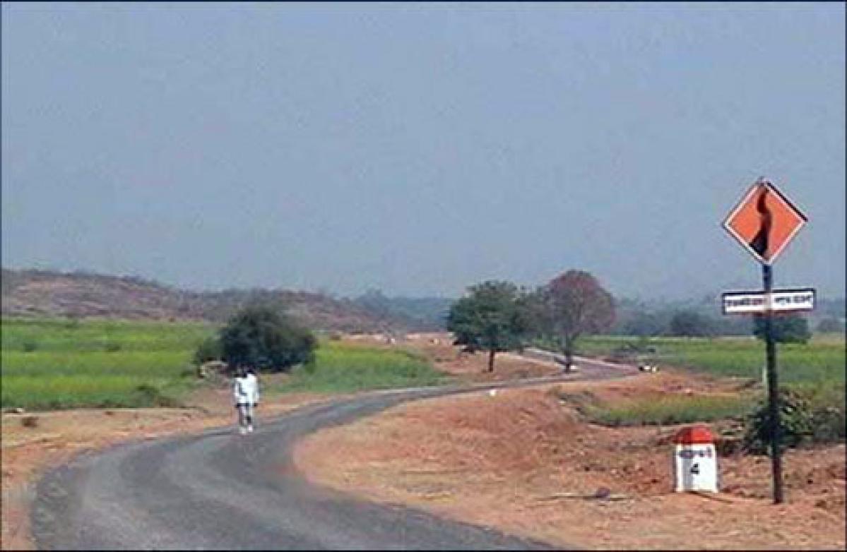 134 गांवों के सुधरेंगे हालात, बनायी जायेंगी पक्की सड़कें, सर्वे हुआ शुरू