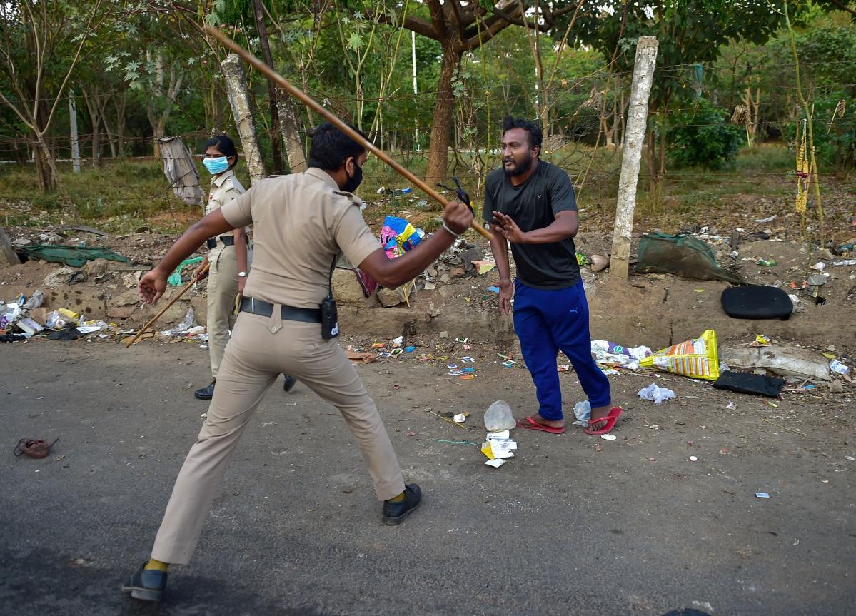 लॉकडाउन उल्लंघन के सबसे अधिक मामले रांची में, सबसे ज्यादा गिरफ्तारी जमशेदपुर में