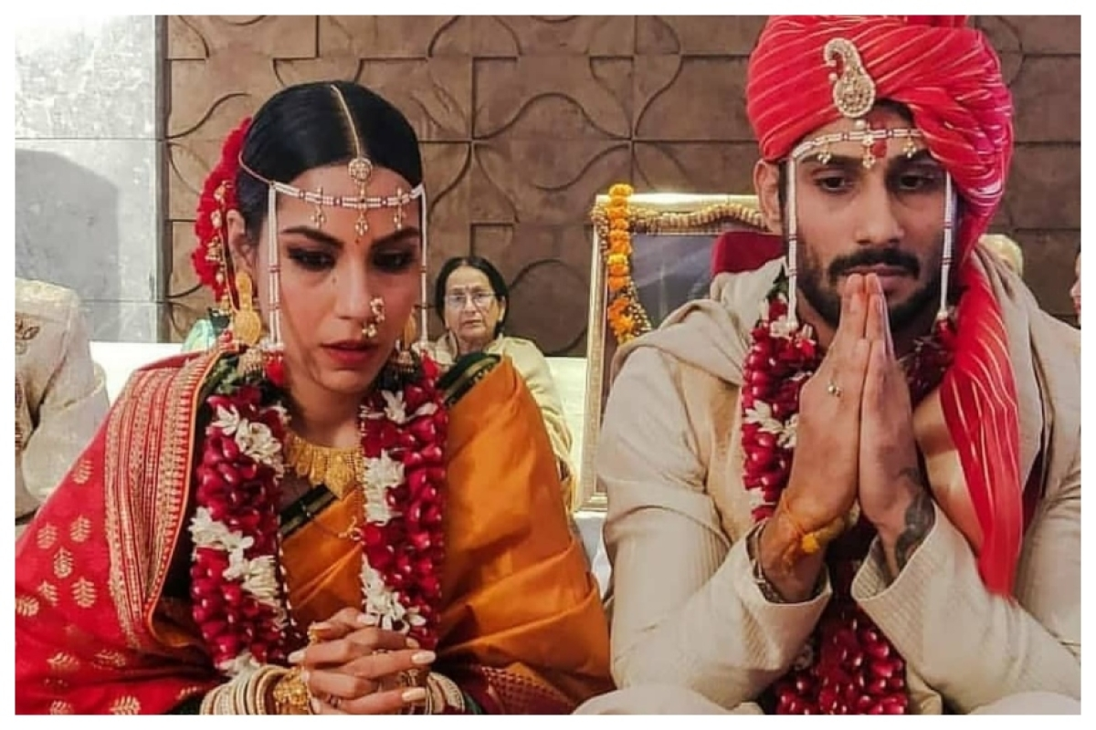 Prateik Babbar और Sanya Sagar की शादी मुश्किल में! 1 साल पहले लिए थे सात फेरे