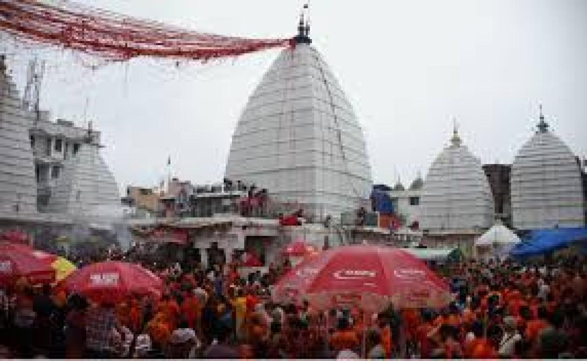 Corona Effect : 31 मार्च तक बाबा बैद्यनाथ मंदिर में बाहरी श्रद्धालुओं का प्रवेश बंद