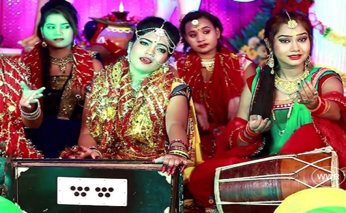 2 करोड़ से अधिक बार देखा गया निशा दुबे का यह भोजपुरी भक्ति वीडियो सॉन्ग.