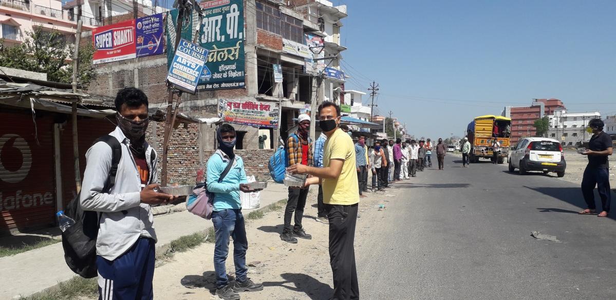 कोरोना से जंग : दिल्ली और उत्तर प्रदेश से गोपालगंज पहुंचे 15 हजार मजदूर, प्रशासन सतर्क