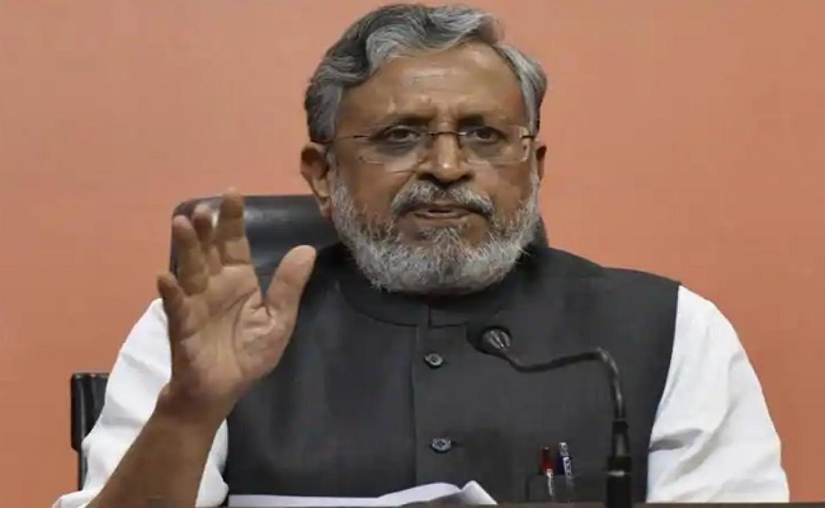 Bihar Coronavirus News Update : डिप्टी सीएम सुशील मोदी ने कोरोना उन्मूलन कोष में दिये 3.18 करोड़ रुपये