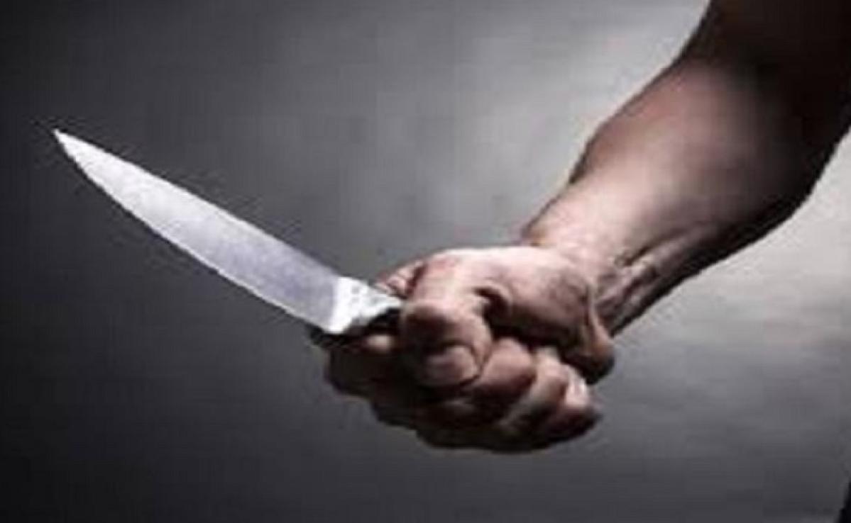 बदमाशों ने किसान को चाकू मारकर 15 हजार रुपये लूटे