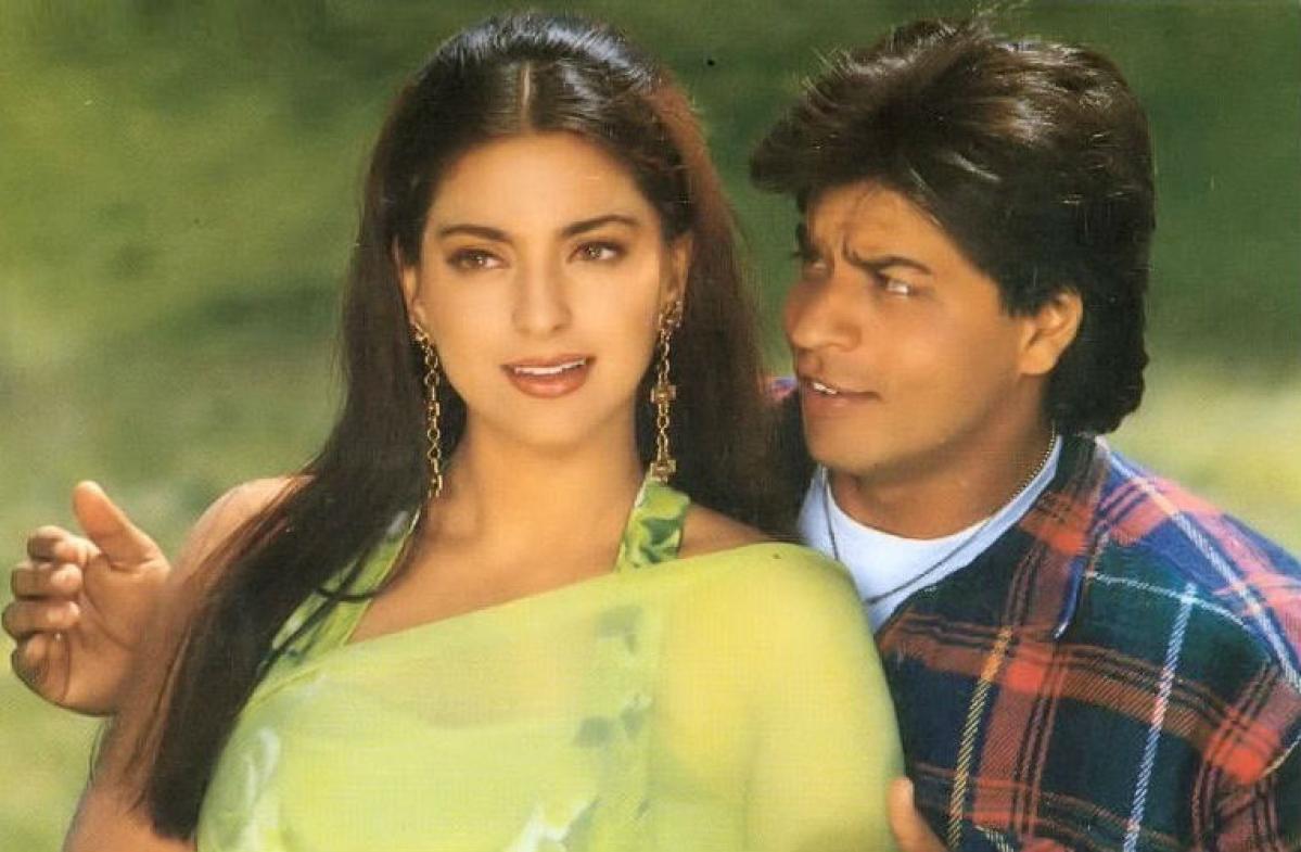 Flashback : जब शाहरुख को पहली बार देखकर ऐसा था जूही चावला का रिएक्शन