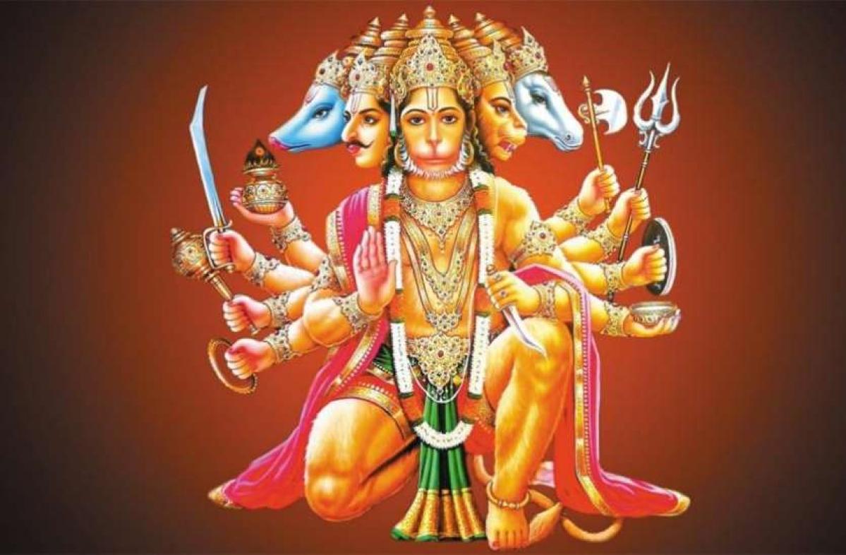 Happy Hanuman Jayanti 2020 Wishes Images, Quotes, Status: आज हनुमान जयंती पर दोस्तों और परिवारवालों को शेयर करें ये मंगल पाठ...