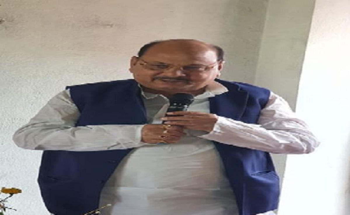 जदयू एमएलसी दिनेश प्रसाद सिंह को मिली जान से मारने की धमकी, मांगी रंगदारी
