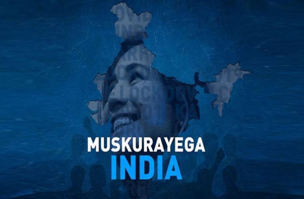 Corona से जंग के बीच रिलीज हुआ Muskurayega India गाना, PM Modi बोले- जीत जाएगा इंडिया