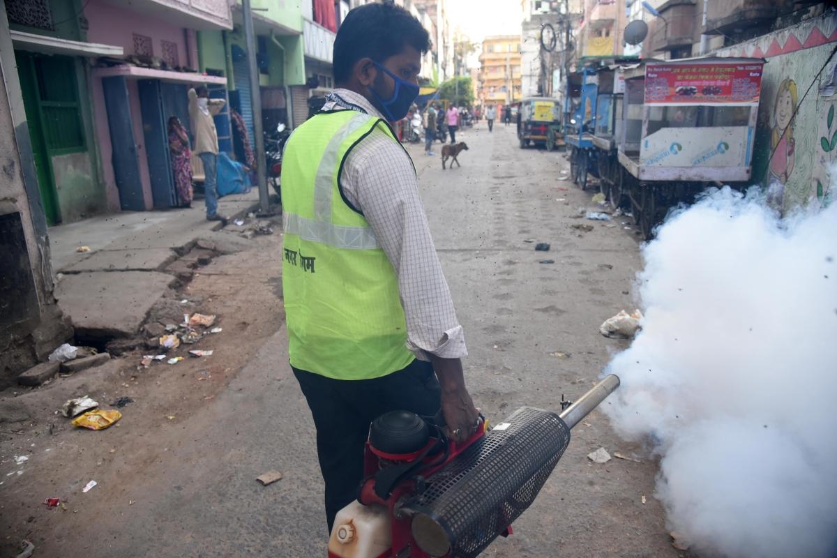 Coronavirus LIVE update Bihar : बिहार में मरीजों की संख्या 32, स्वास्थ्यकर्मियों की छुट्टियां रद्द