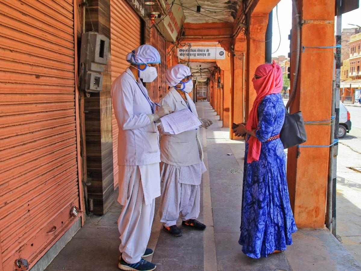 राजस्थान में कोरोना ने उड़ाई प्रशासन की नींद, 6 दिन में 5 नये हॉटस्पॉट बने, तबलीगी जमात के बाद स्थिति बिगड़ी