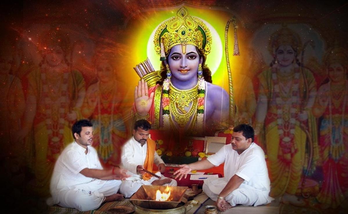 Ram Navami 2020 Date : रामनवमी पर शुभ मुहूर्त में करें पूजा, ऐसे करें हवन और आरती