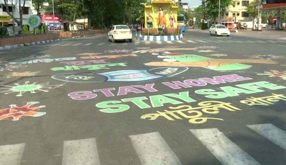Coronavirus को लेकर कोलकाता नगर निगम कुछ इस तरह कर रहा है जागरुक