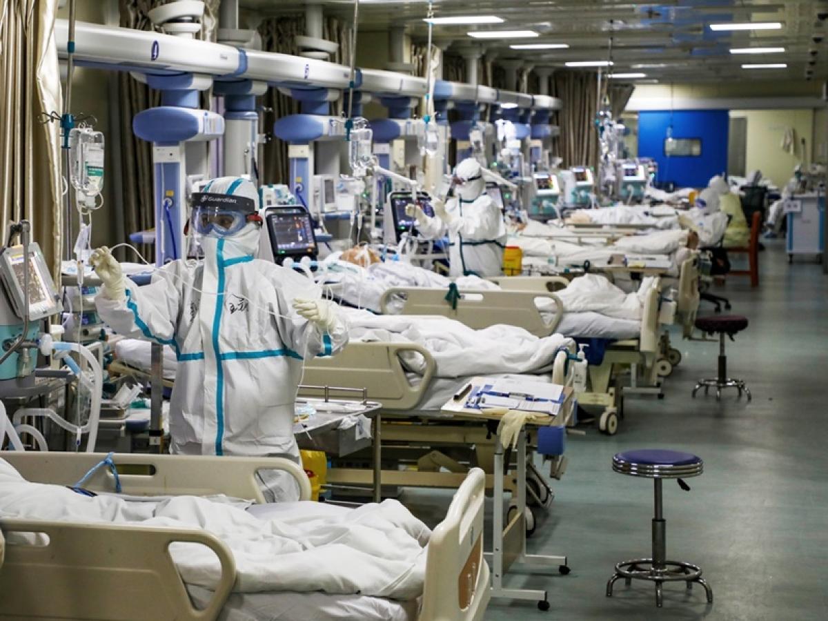 Coronavirus Pandemic : यूरोप में कोरोना ने ली 30 हजार से अधिक की जान, UN ने माना दूसरे विश्वयुद्ध के बाद सबसे बड़ा संकट