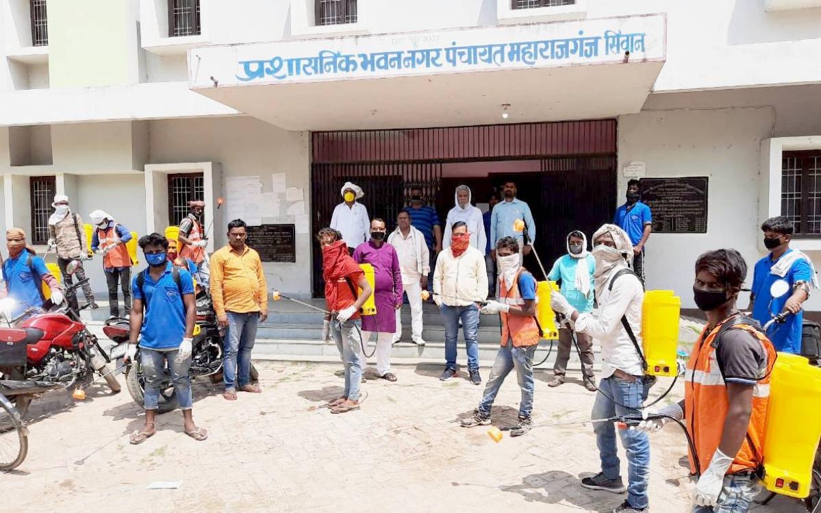 Coronavirus Lockdown Bihar LIVE Update : सख्त हुआ उत्तर प्रदेश प्रशासन, लोगों का बिहार आना-जाना बंद
