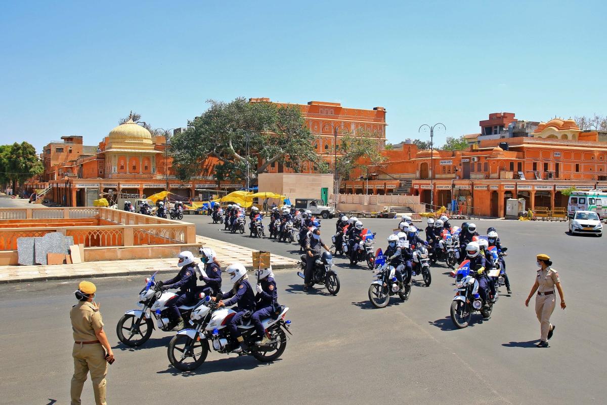 राजस्थान में तेजी से बढ़ रहा COVID19, 7 नये मामले सामने आये, अब तक 140 लोग कोरोना पॉजिटिव