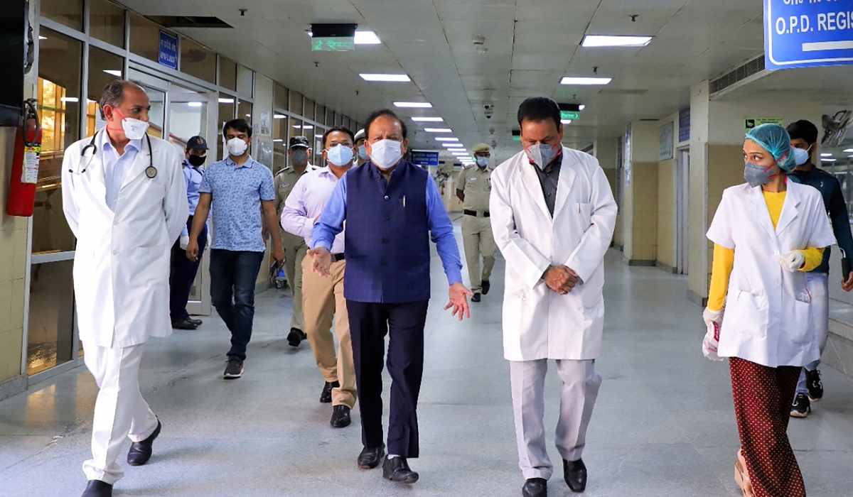 Coronavirus Lockdown : भारत में कोरोना वायरस से मरने वालों की संख्या 100 के करीब, जमात ने बढ़ाई संकट