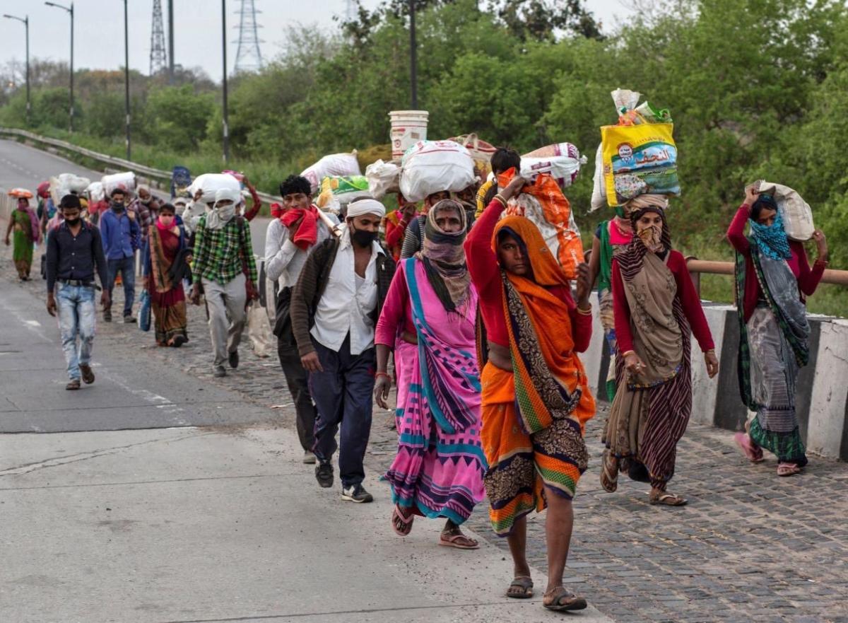 सुप्रीम कोर्ट के आदेश के बाद एक्शन में सरकार,  पलायन मजदूरों के साथ भेदभाव करने वालों पर होगी कार्रवाई