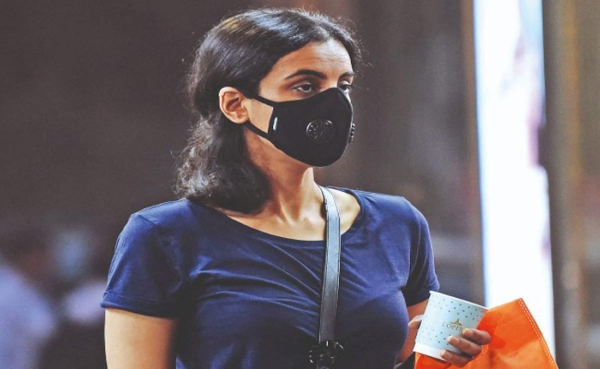 Coronavirus : अमेरिका के बाद भारत सरकार ने भी कहा 'घर पर बना मास्क' लगाने को