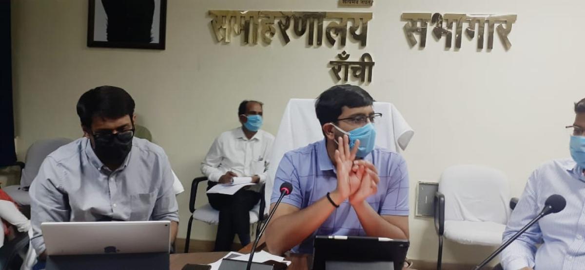झारखंड में एक दिन में 9 नये मरीज मिलने से हड़कंप, रांची में Covid19 टास्क फोर्स की बैठक