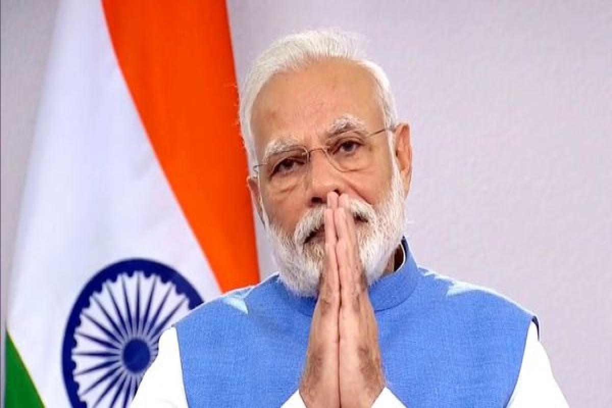 मोदी बोले - हर भाजपा कार्यकर्ता 'PM केयर्स कोष' में सहयोग के लिए 40 लोगों को प्रेरित करे