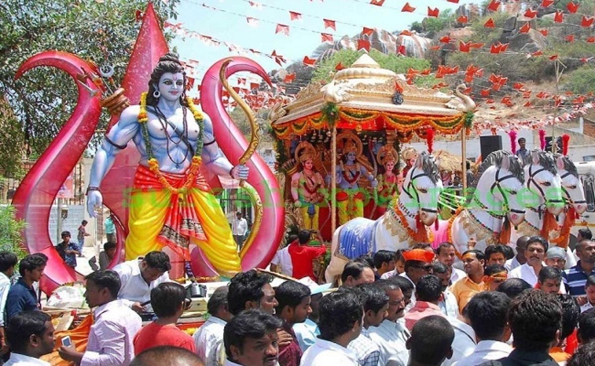 Ram Navami 2020, Puja Vidhi, Muhurt,  Aarti: आज है राम नवमी, शुभ मुहूर्त में करें पूजा, यहां से करें आरती