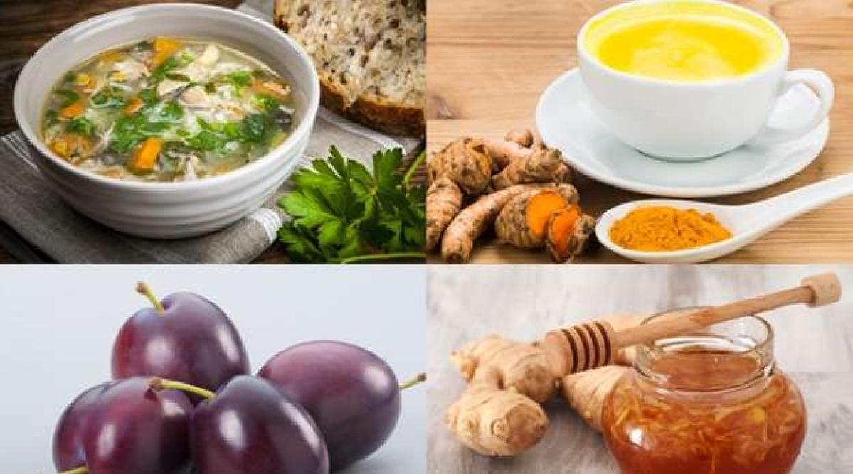 आहार में परिवर्तन से बढ़ाये शरीर की रोग-प्रतिरोधक क्षमता