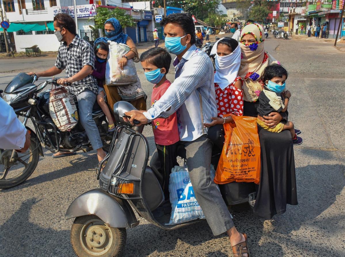 इंदौर में Covid19 के 22 नये मरीज मिले, श्योपुर में कर्फ्यू