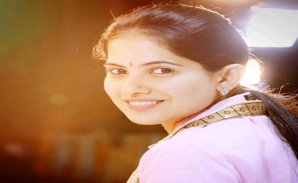 """Jaya Kishori : जब जया किशाेरी के """" मेरी लगी श्याम संग प्रीत..."""" भजन पर झूमे श्रोता, देखे वीडियो"""