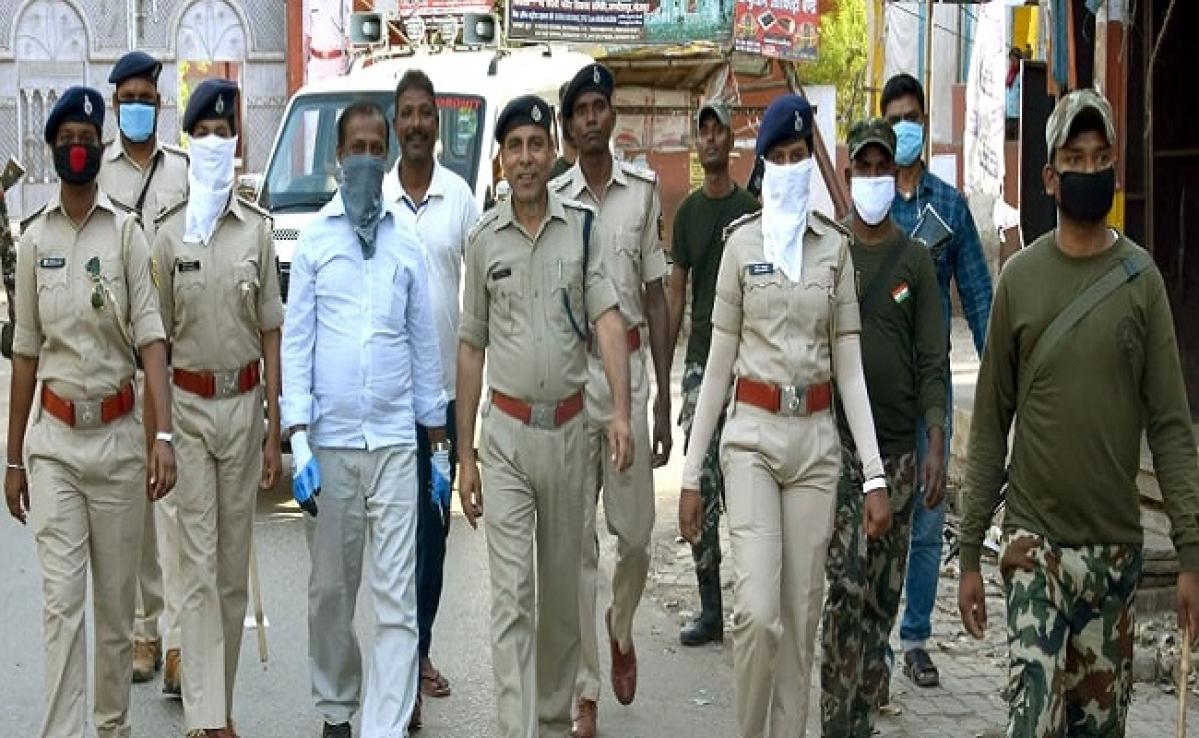 कोरोना का खौफ: भोजपुर में 11 विदेशियों को रखा गया क्वांरटीन में, लोगों में दहशत