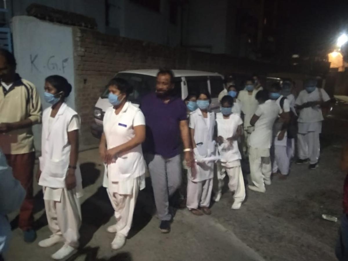 Coronavirus Lockdown Jharkhand LIVE:  झारखंड में आज 50 लोगों का हुआ कोरोना वायरस टेस्ट, सारे पाए गए निगेटिव