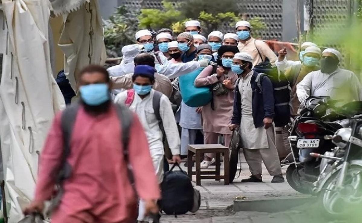 Nizamuddin Markaz : तबलीगी जमात में शामिल हुए यूपी के 1,172 लोगों की हुई पहचान