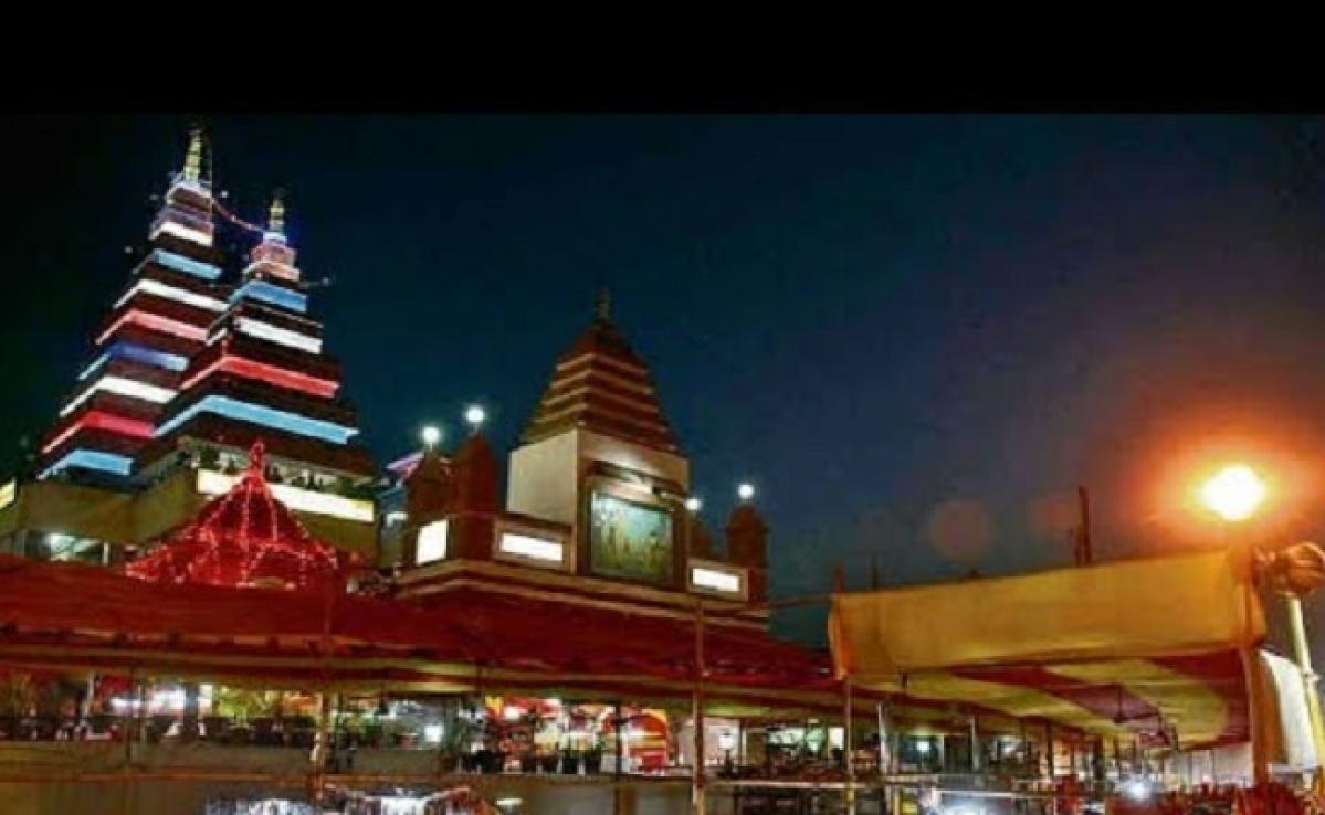 रामनवमी पर कैसे हो रहा हैं पटना के महावीर मंदिर में पूजा-अर्चना, कीजिए लाइव दर्शन