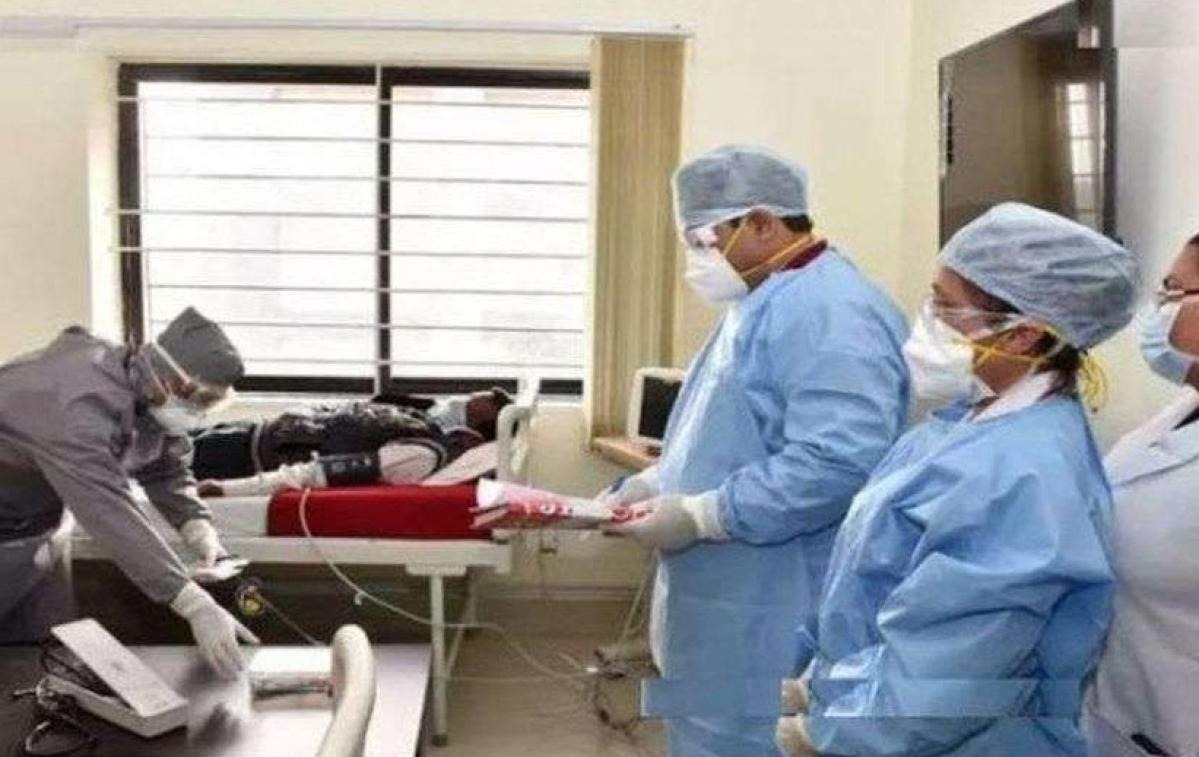 Coronavirus News Live Update : देश में मौत का आंकड़ा 100 के पार, तीसरे स्टेज में जाने का खतरा बढ़ा