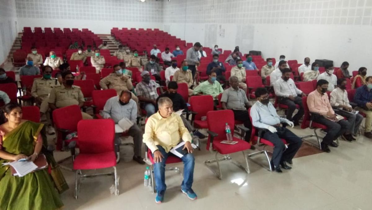Coronavirus Lockdown: साहिबगंज के डीसी का निर्देश - सभी ताला बंद धार्मिक स्थलों की होगी जांच
