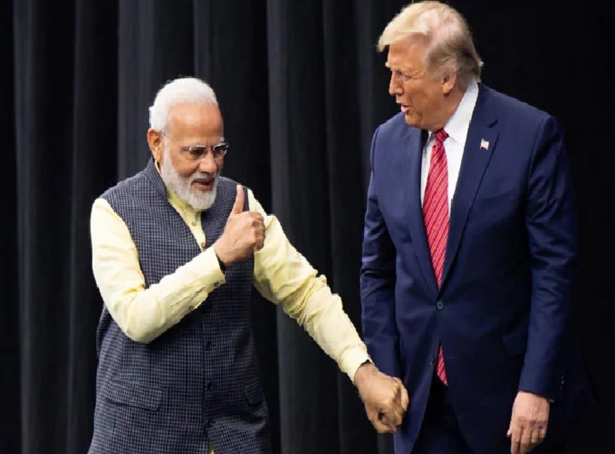कोरोना : डोनाल्ड ट्रंप ने पहले मांगी मदद फिर दी धमकी, भारत ने दिया दो टूक जवाब पहले अपनी जरूरत देखेंगे